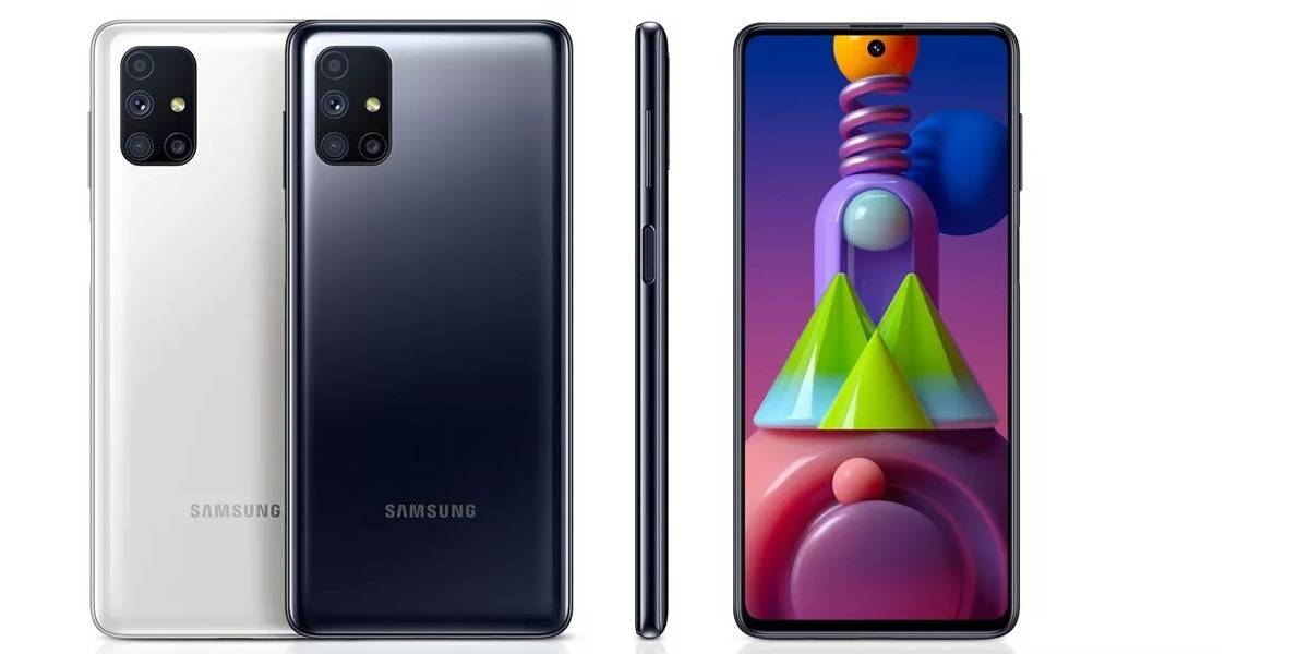 Samsung Galaxy M51 revienta la gama media con una batería de 7.000 mAh