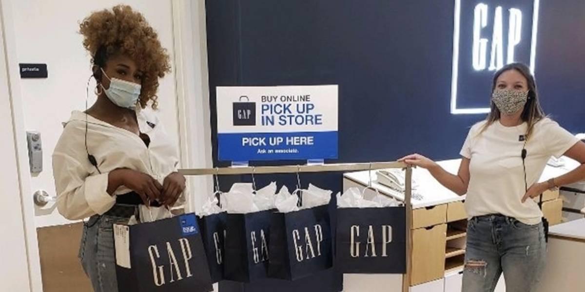 GAP anuncia que cerrará 225 tiendas