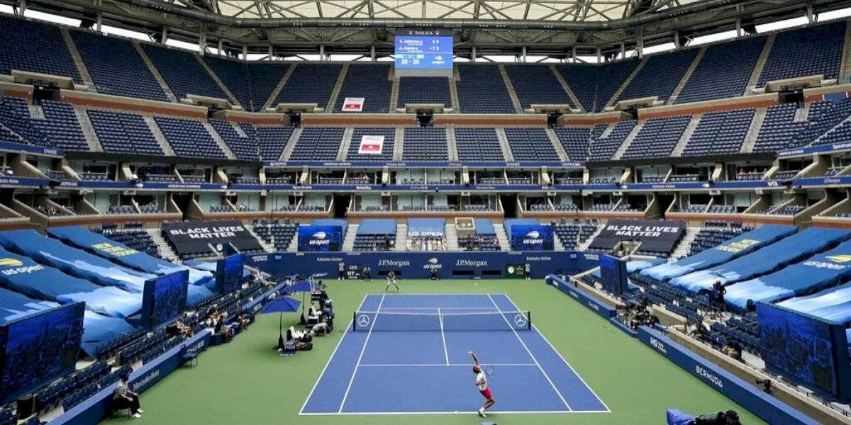 """Comienza el US Open con """"burbuja dentro de la burbuja"""""""