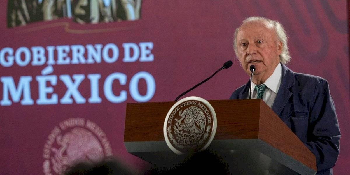 Víctor Manuel Toledo deja la Semarnat; llegaría Albores en su lugar