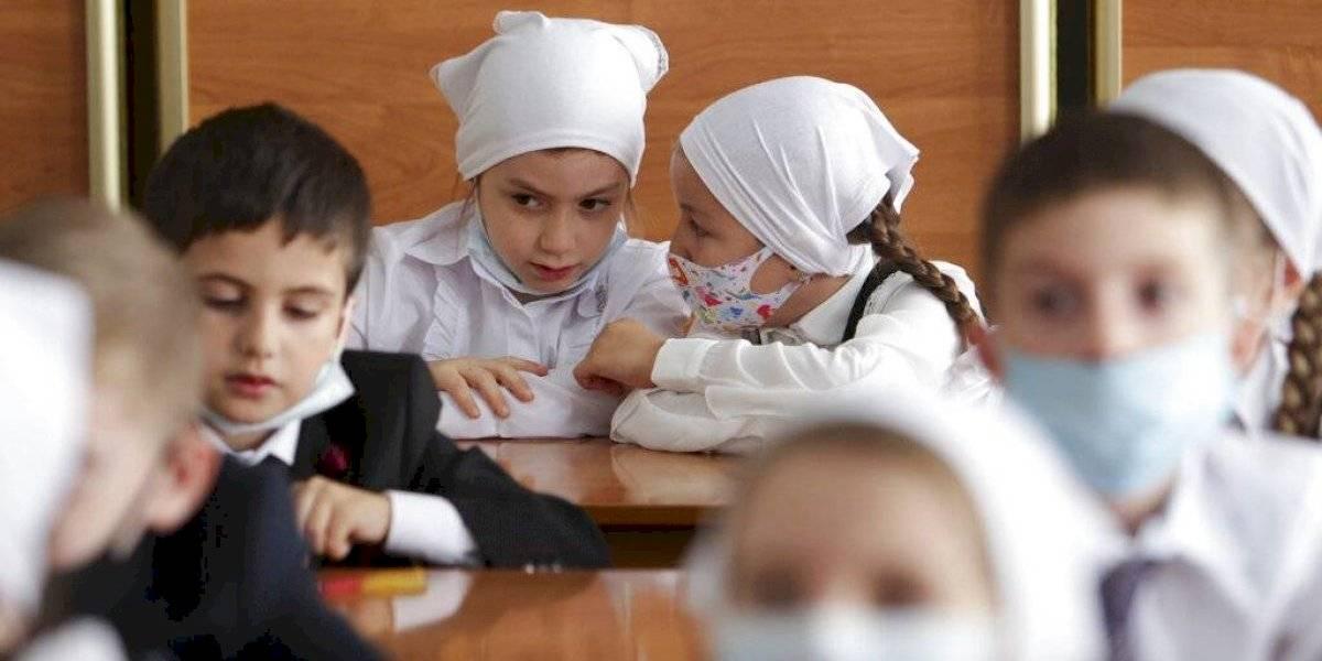 Rusia supera el millón de casos de coronavirus
