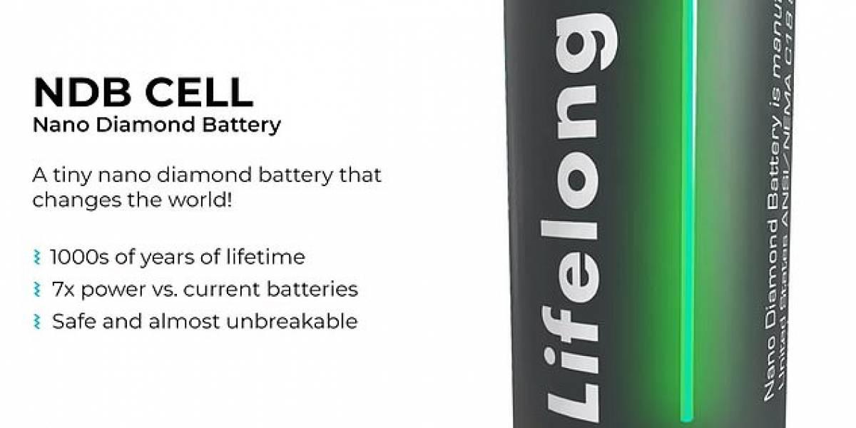 Esta batería con desechos nucleares puede alimentar dispositivos ¡por cinco mil años!