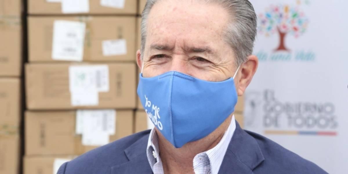 Ministro de Salud espera que la vacuna contra el COVID-19 llegue para marzo de 2021