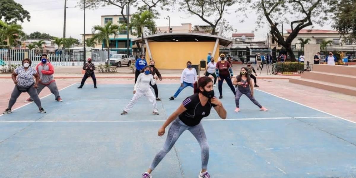 1 de septiembre: parques y gimnasios reabren sus puertas en Guayaquil