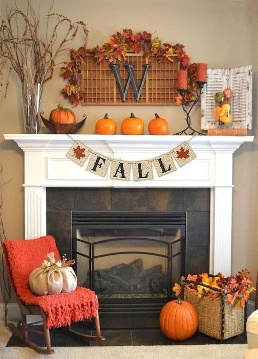 Añadir una chimenea es ideal para comenzar el otoño