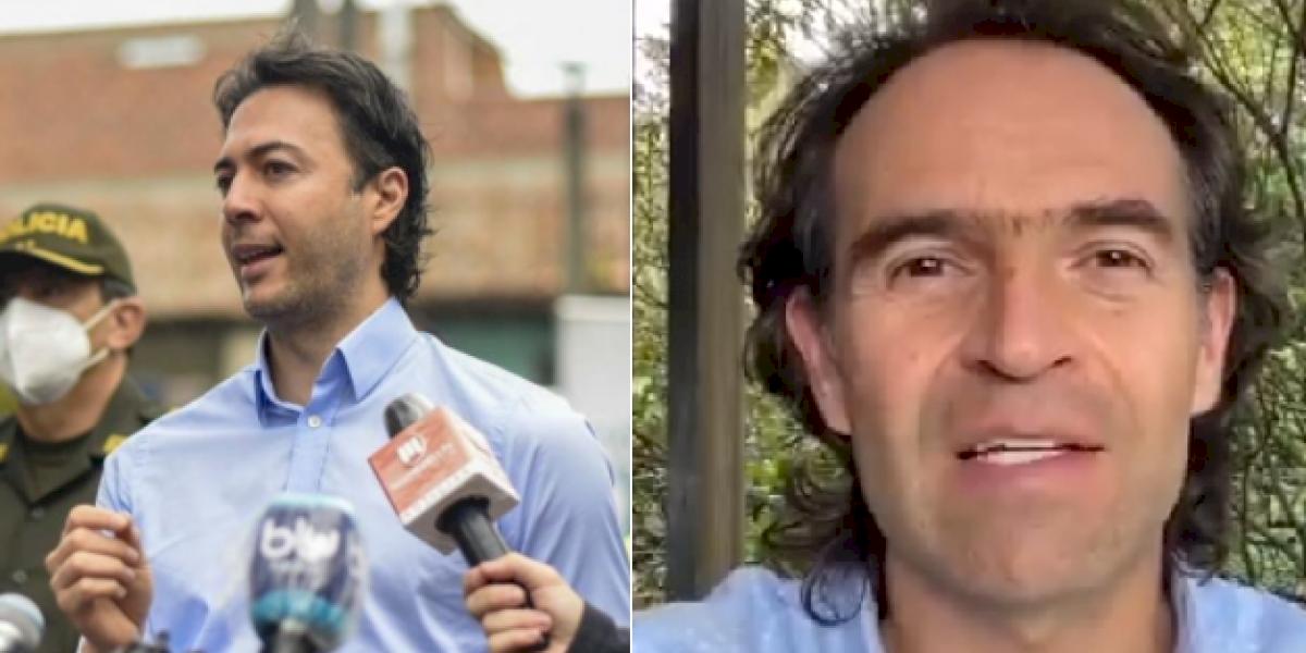 ¡Se destaparon! El polémico enfrentamiento entre Federico Gutiérrez y Daniel Quintero por EPM