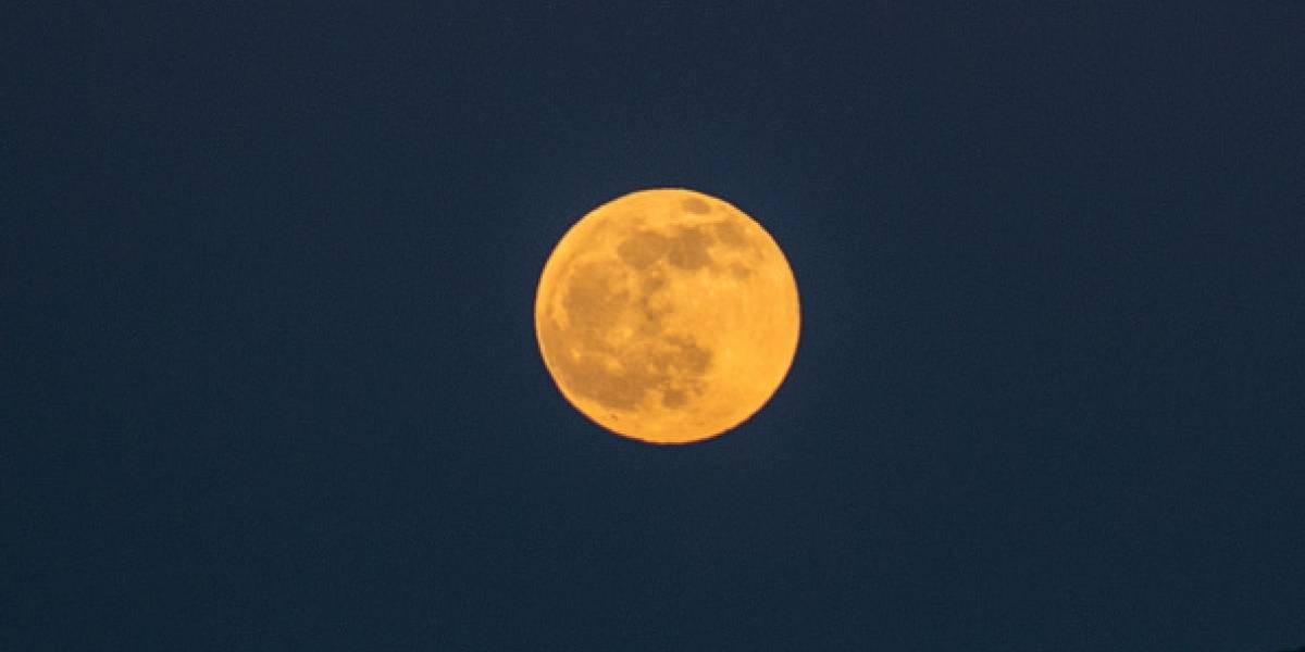 Luna de maíz: ¿Cuándo y dónde se podrá ver?