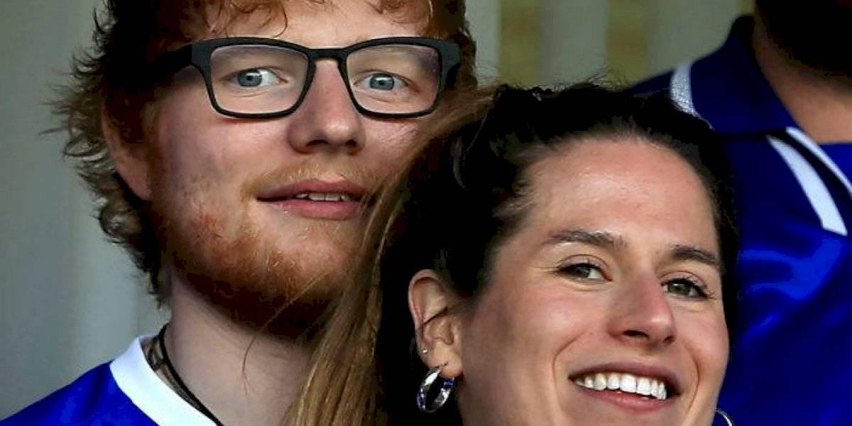 Ed Sheeran anuncia nascimento da primeira filha
