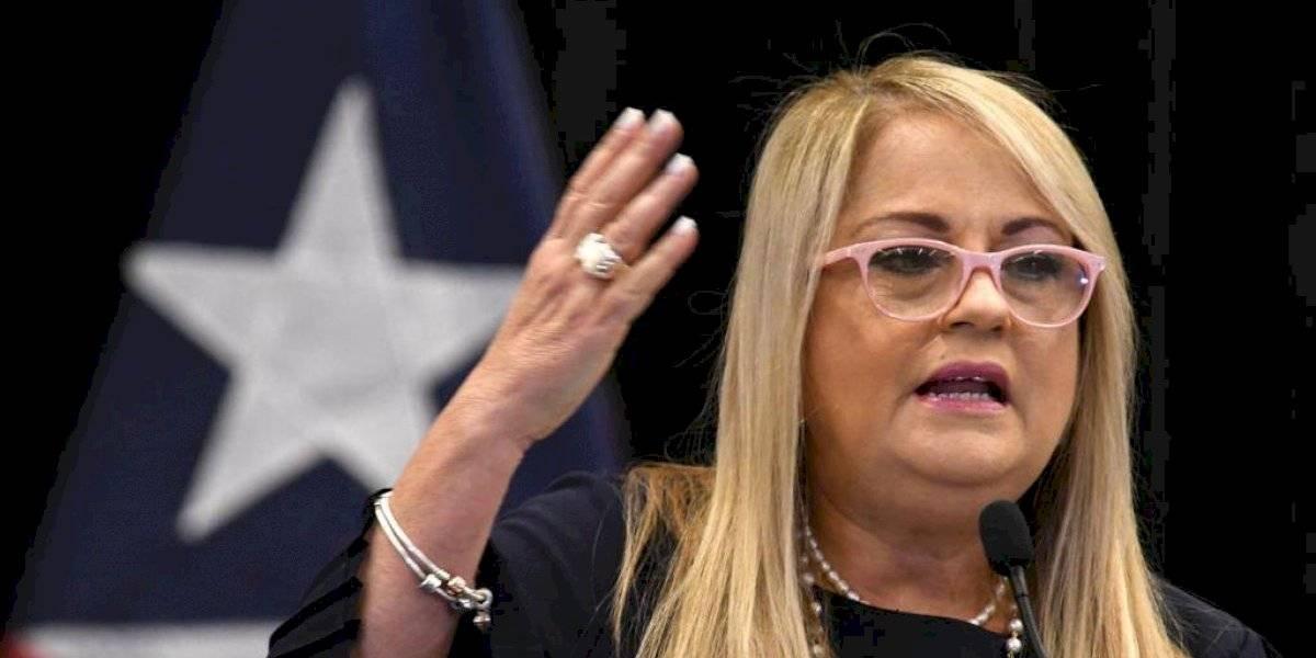 Gobernadora evita responder si confía en el secretario de Seguridad Pública