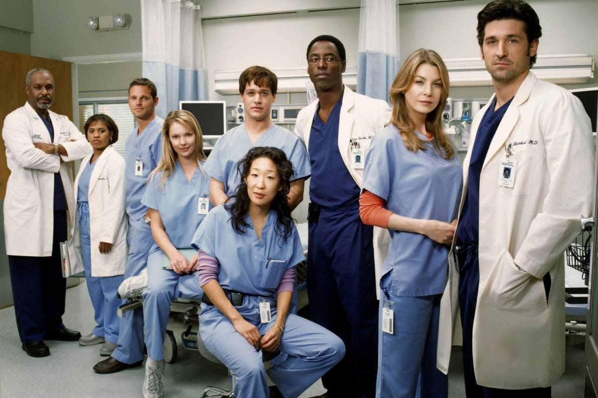Amazon Greys Anatomy