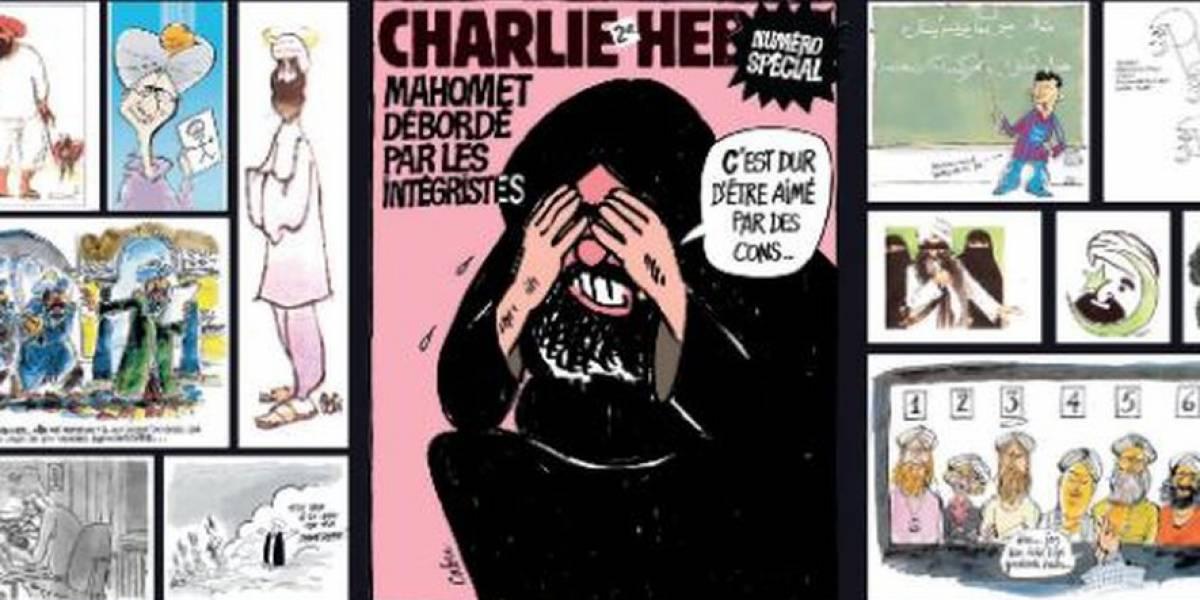 Charlie Hebdo republica charges sobre Islã em edição especial sobre atentado
