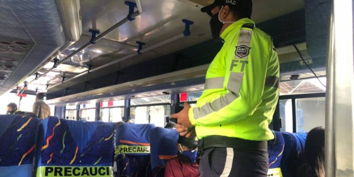 El 2 de septiembre reaperturan los terminales terrestres en Quito