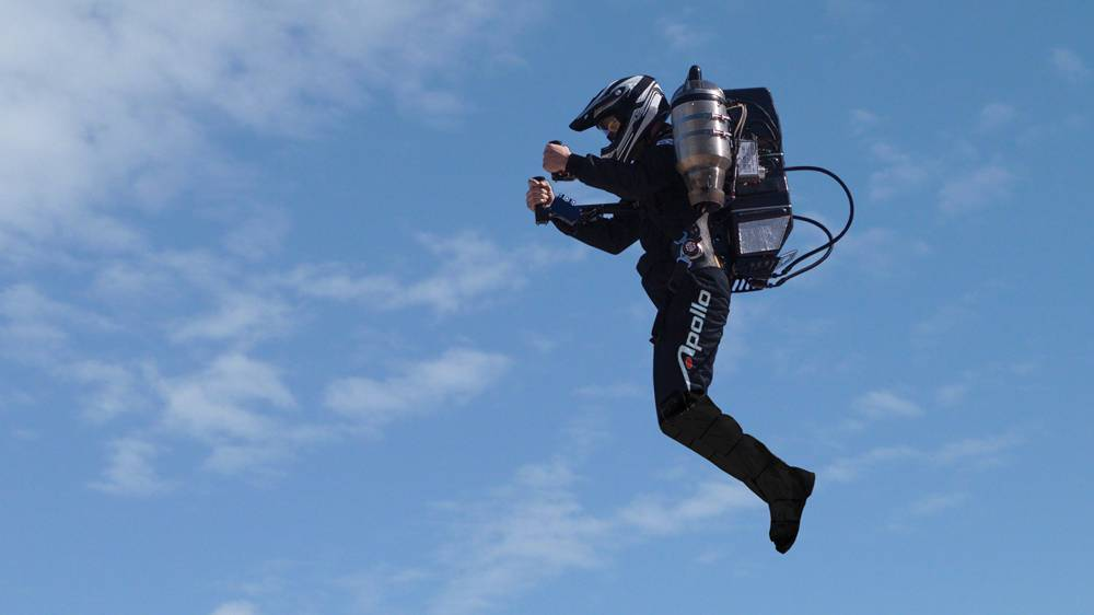 Jetpack (imagen referencial)