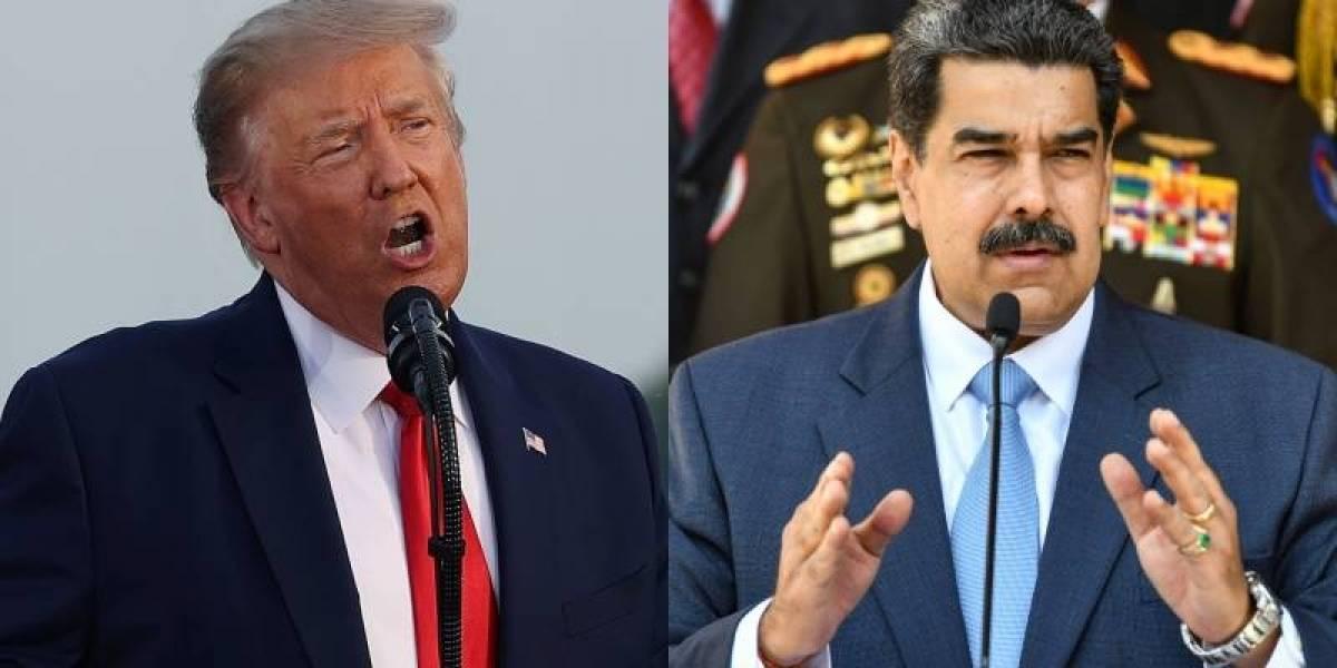 Maduro acusó a Trump de plan para asesinarlo