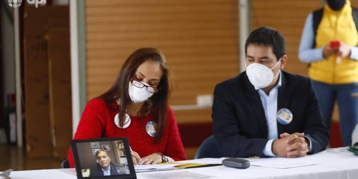 CNE no entregó formulario de proclamación de precandidatura a la Vicepresidencia de Rafael Correa