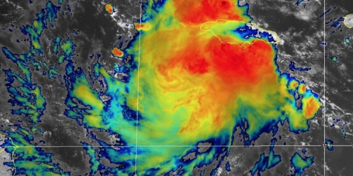 Nace en el Mar Caribe la tormenta tropical Nana