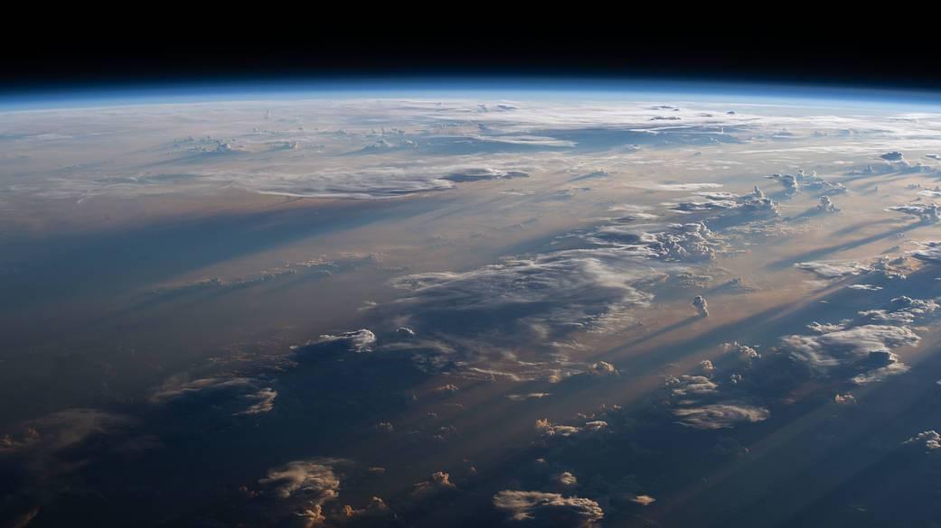 Sobra en el cielo de Filipinas (NASA) 31 de agosto 2020