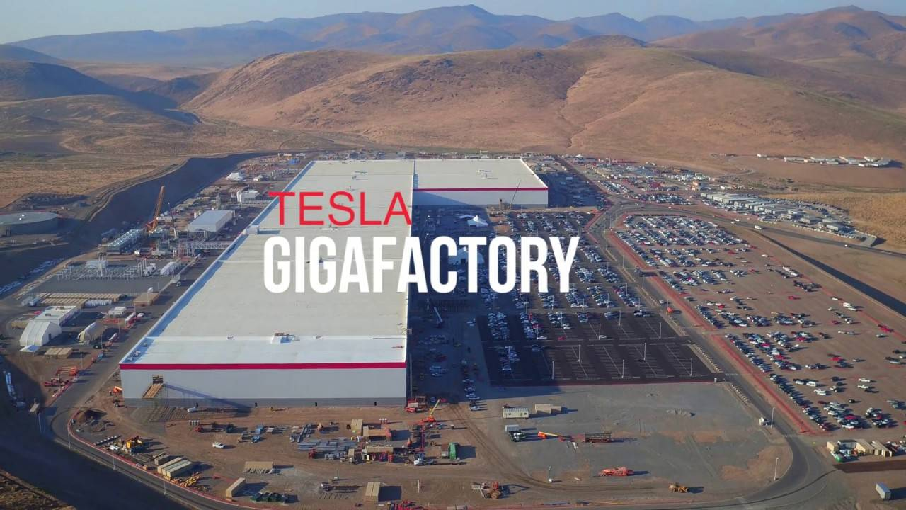 Tesla Gigafábrica