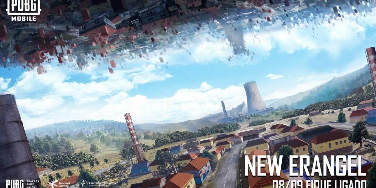 Game PUBG MOBILE traz 'mapa Erangel' renovado com a Atualização 1.0