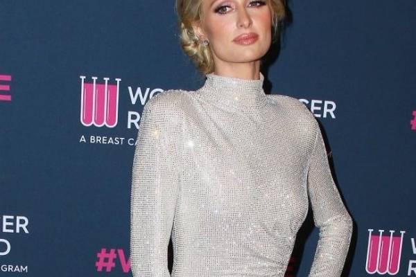 Paris Hilton acusa de malos tratos a cinco de sus exnovios
