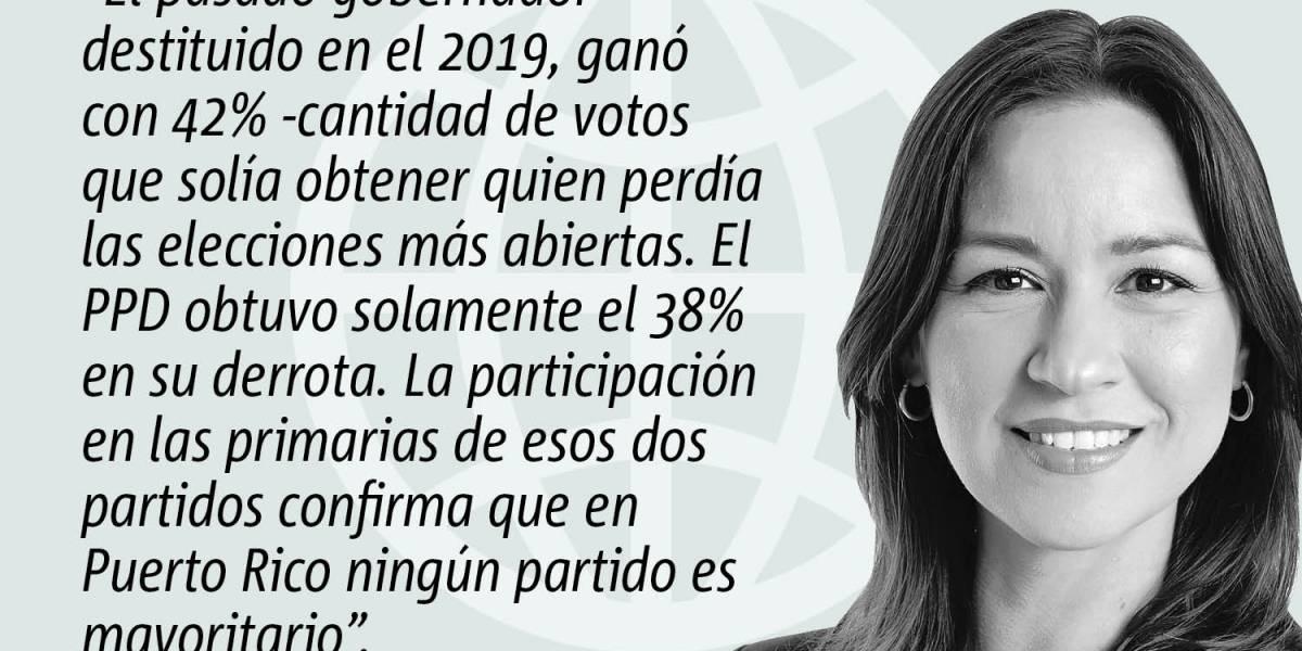Columna de opinión de Rosa Seguí: Por una nueva mayoría