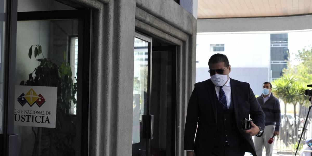 """Abogado Harrison Salcedo, investigado por la liberación del líder de """"Los Choneros"""""""