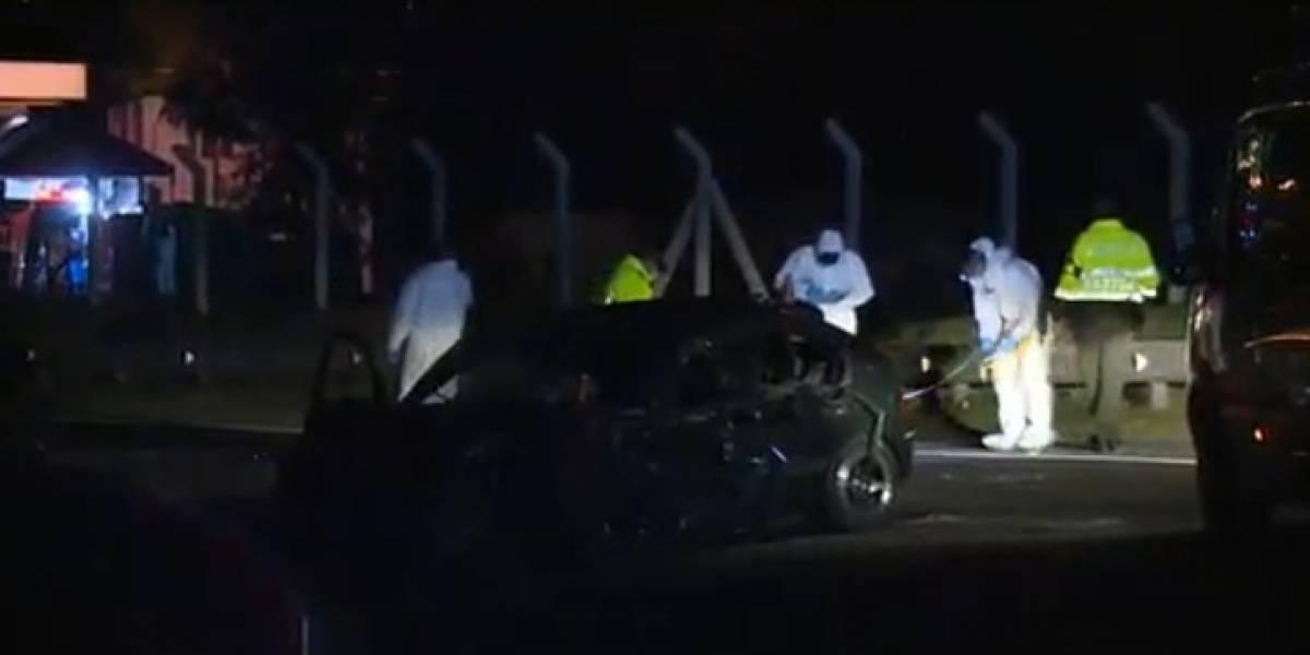 Trágico accidente en Soacha bloqueó la Autopista Sur