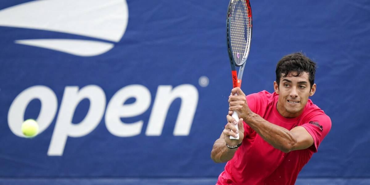 Garin no pudo firmar una nueva remontada en el US Open y sigue sin superar la segunda ronda en un Grand Slam