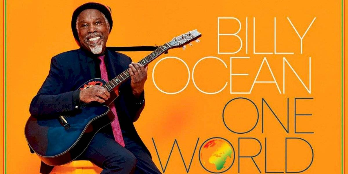 "A sus 70 años Billy Ocean regresa con un álbum para ""animar a la gente"""