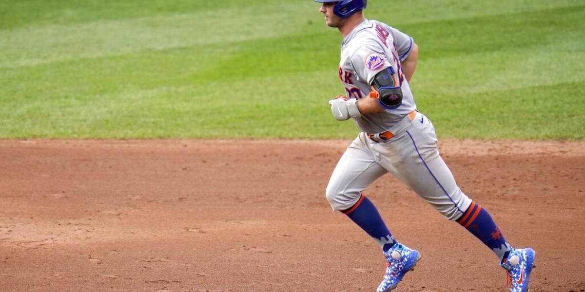 Conforto impulsa 5; Mets doblegan a Orioles