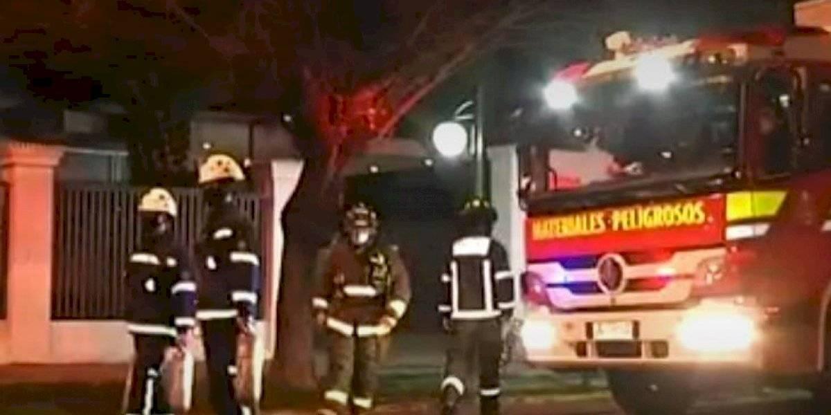 """Olor a gas en el Gran Santiago: Onemi asegura que """"las mediciones no dieron ningún parámetro anómalo"""""""