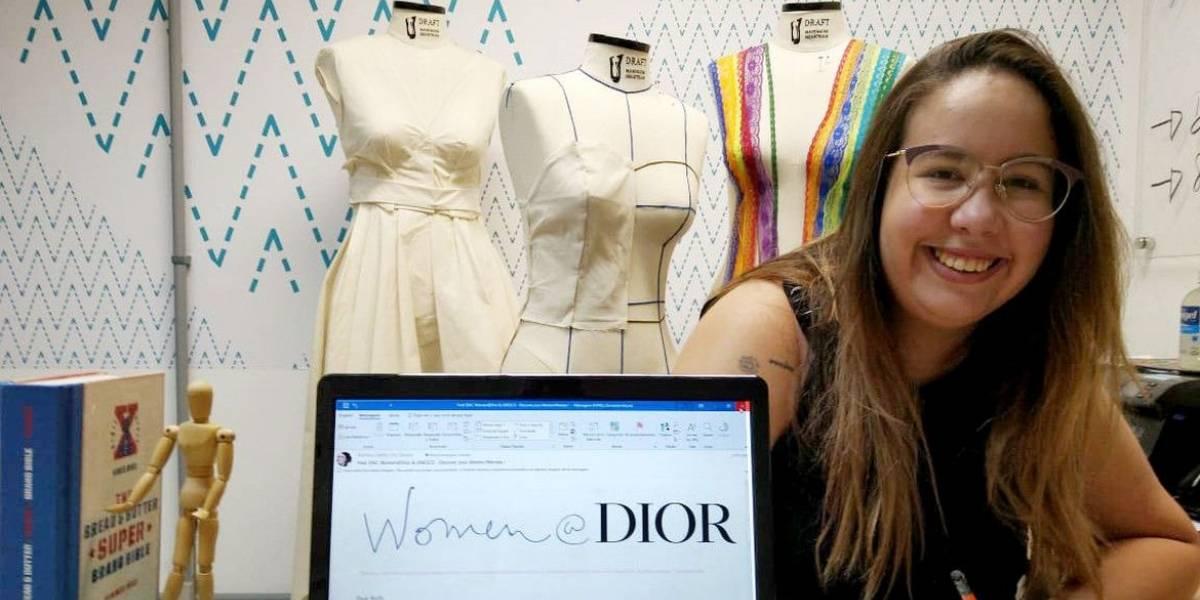 Brasileiras conquistam mentoria em moda da Dior, na França