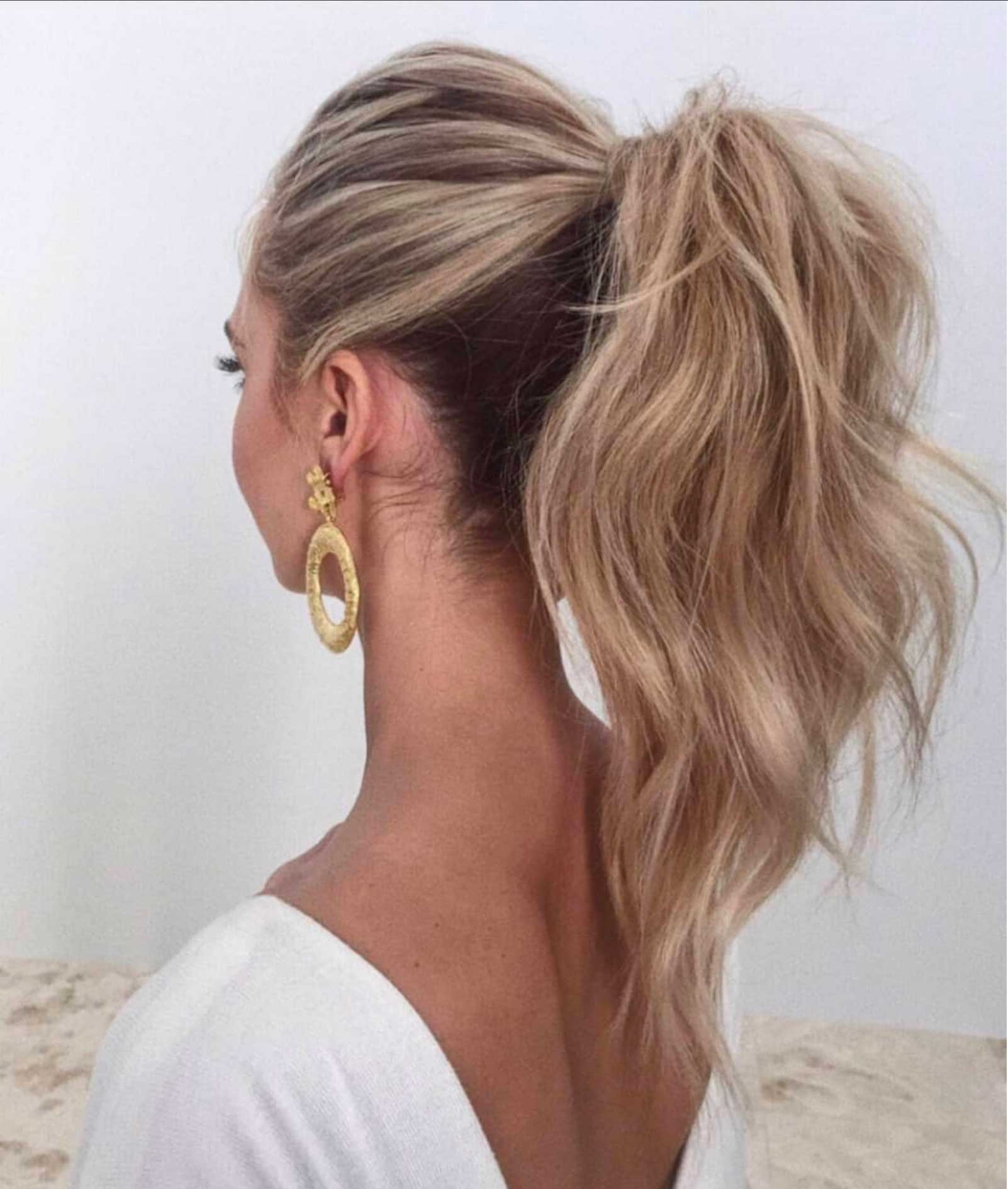 peinados para cabello grueso