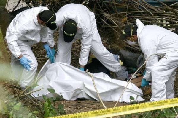 Sicario murió al ser sorprendido por la Policía cuando pretendía cometer un homicidio