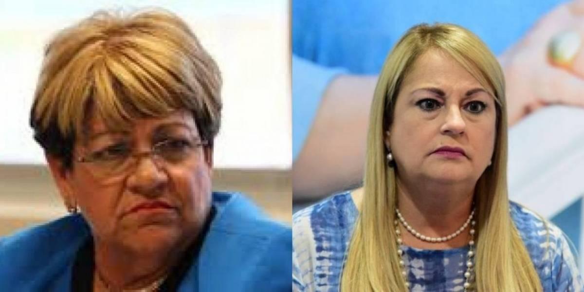 """Mayita sobre Wanda Vázquez: """"Tiene que botar ese golpe de que perdió"""""""
