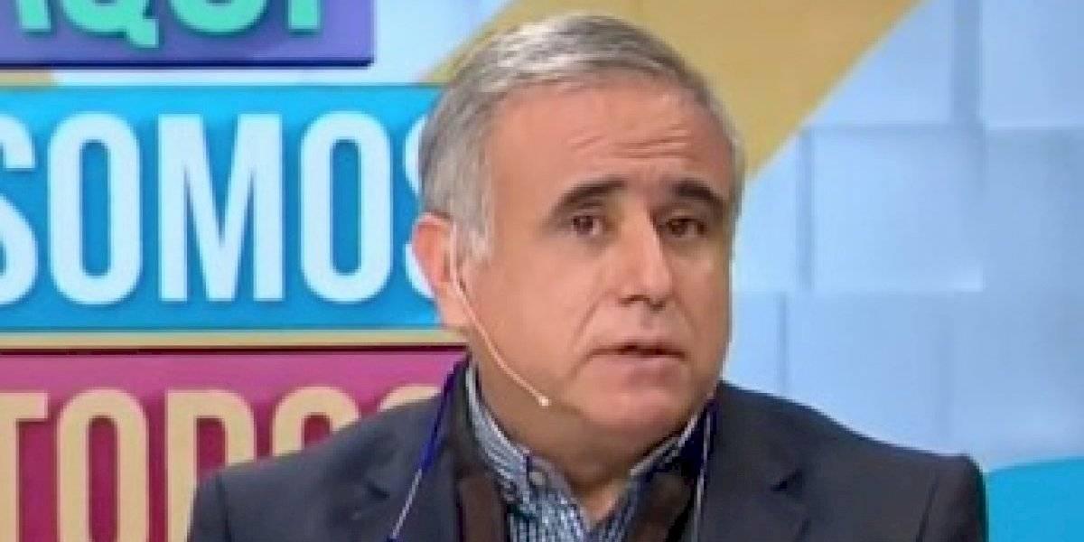 """El doctor Ugarte entregó una curiosa recomendación: """"La mascarilla es como la ropa interior, nunca dejar la nariz afuera"""""""