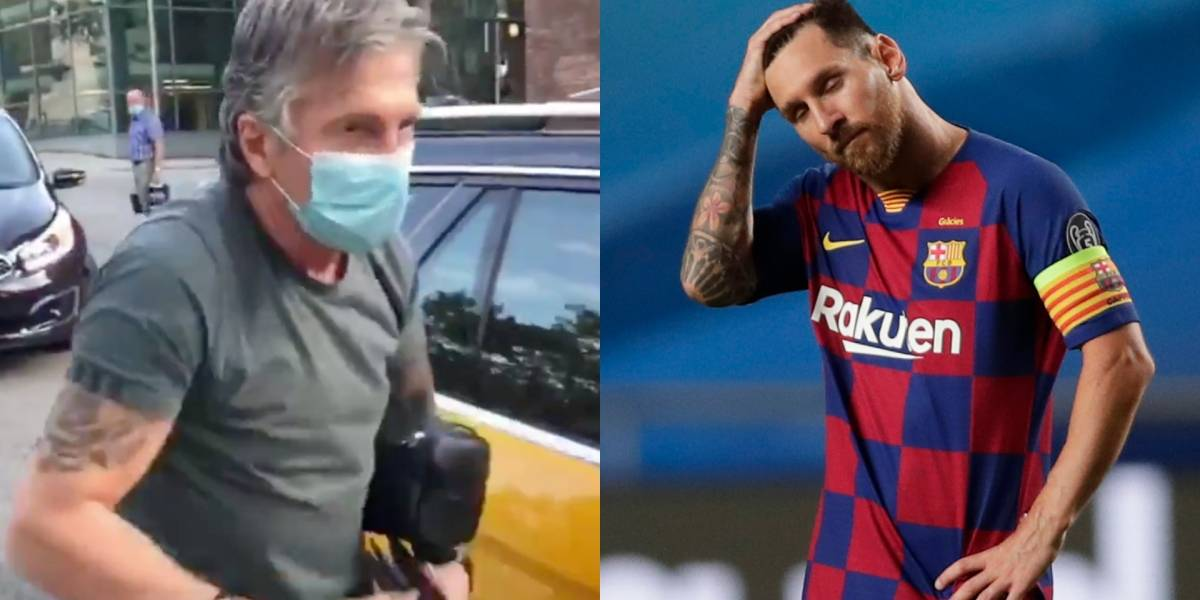 VIDEO | ¡Lo que tanto esperábamos! El padre de Lionel Messi rompió el silencio sobre el futuro del futbolista