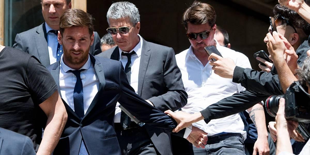 """Cambia, todo cambia: """"Hay un 90% de opciones de que Messi siga en Barcelona"""""""