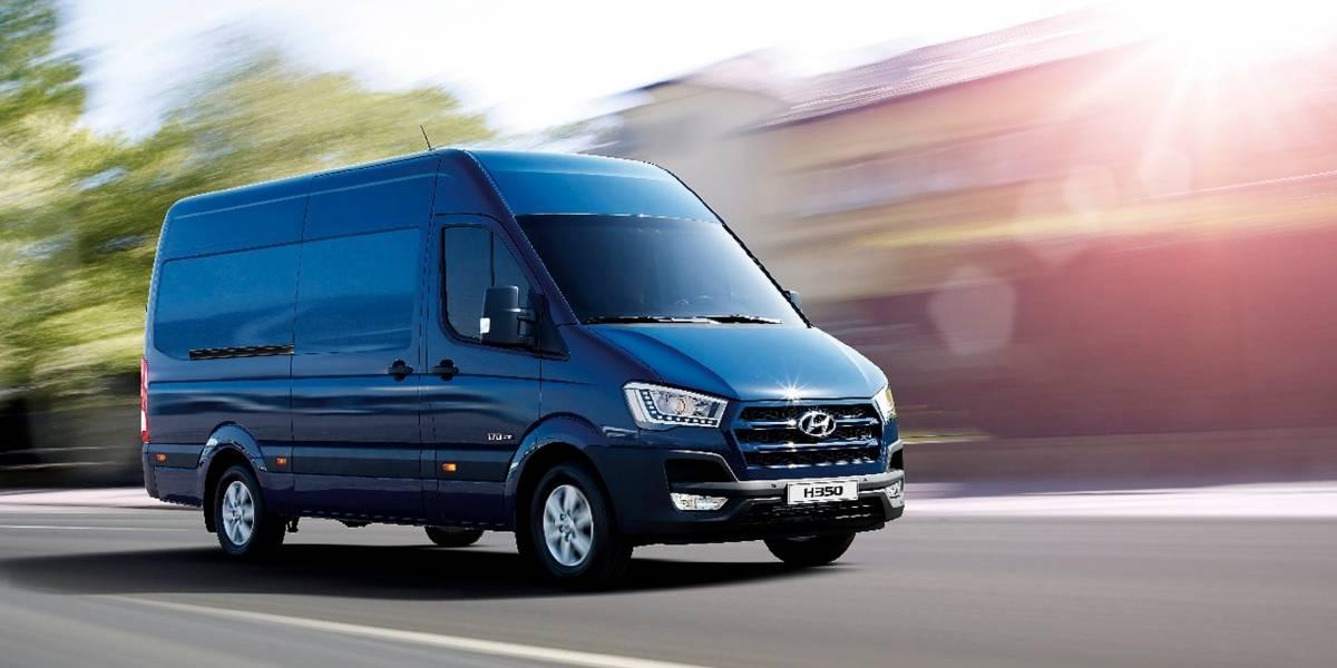 Se inicia el ensamblaje de la Van Hyundai H350 en Latinoamérica