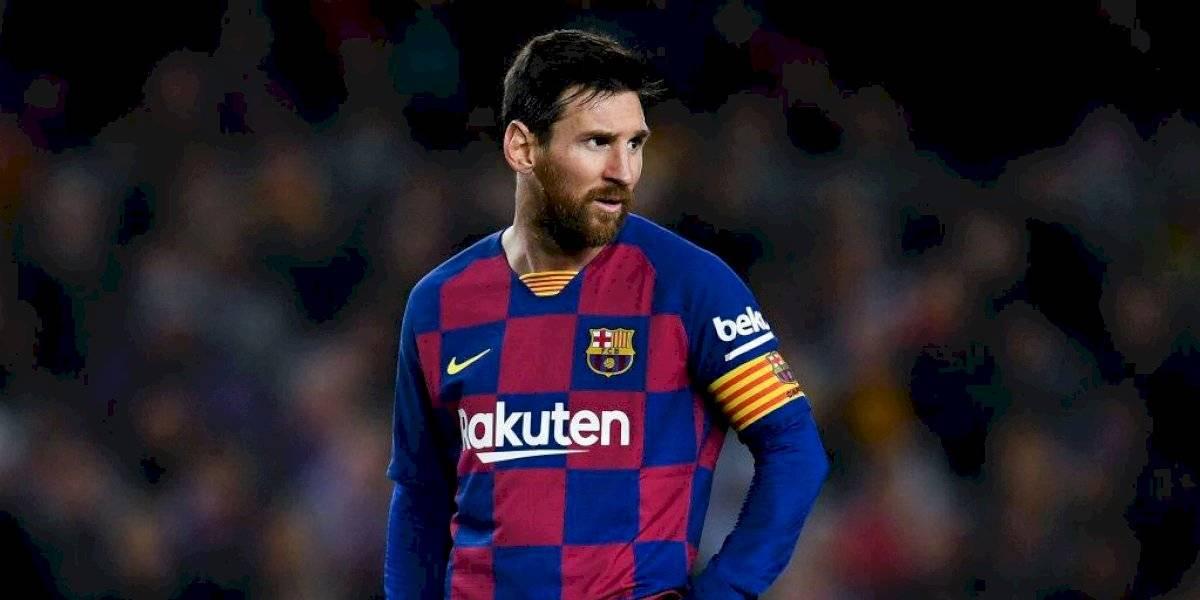 Padre de Messi contraataca y envía fuerte comunicado en contra de la Liga Española