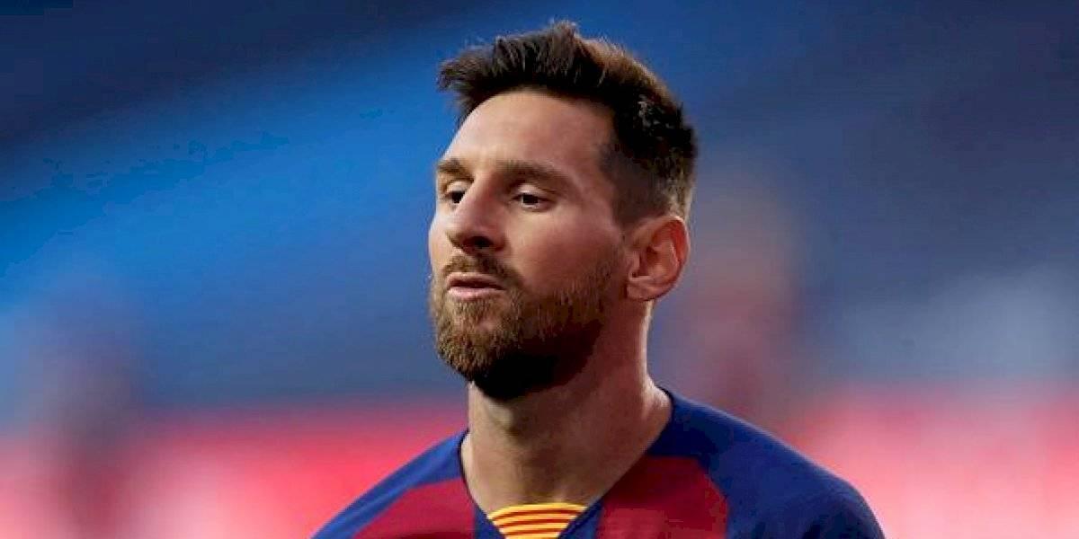 Aseguran que Messi ha aceptado quedarse en FC Barcelona