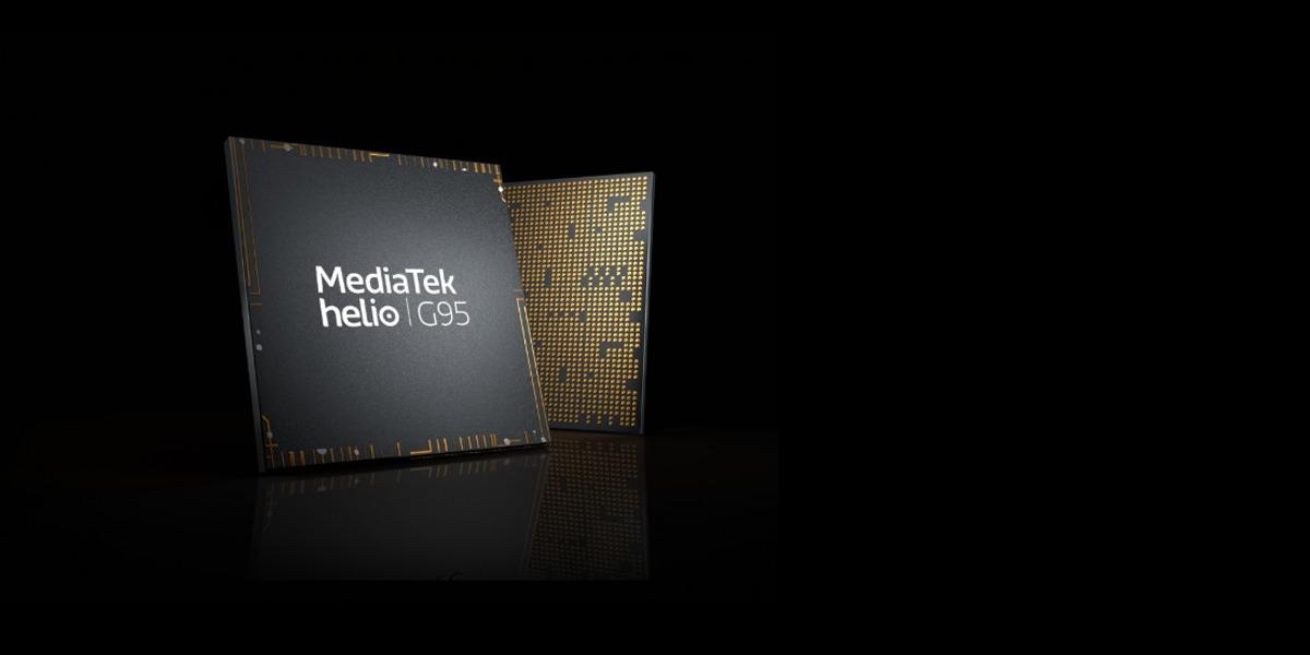 MediaTek muestra su chip Helio G95: alguna bestia de gama media para games móviles