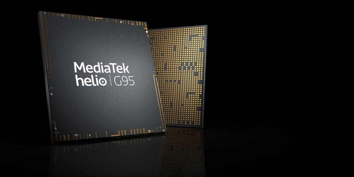 MediaTek presenta su chip Helio G95: una bestia de gama media para juegos móviles
