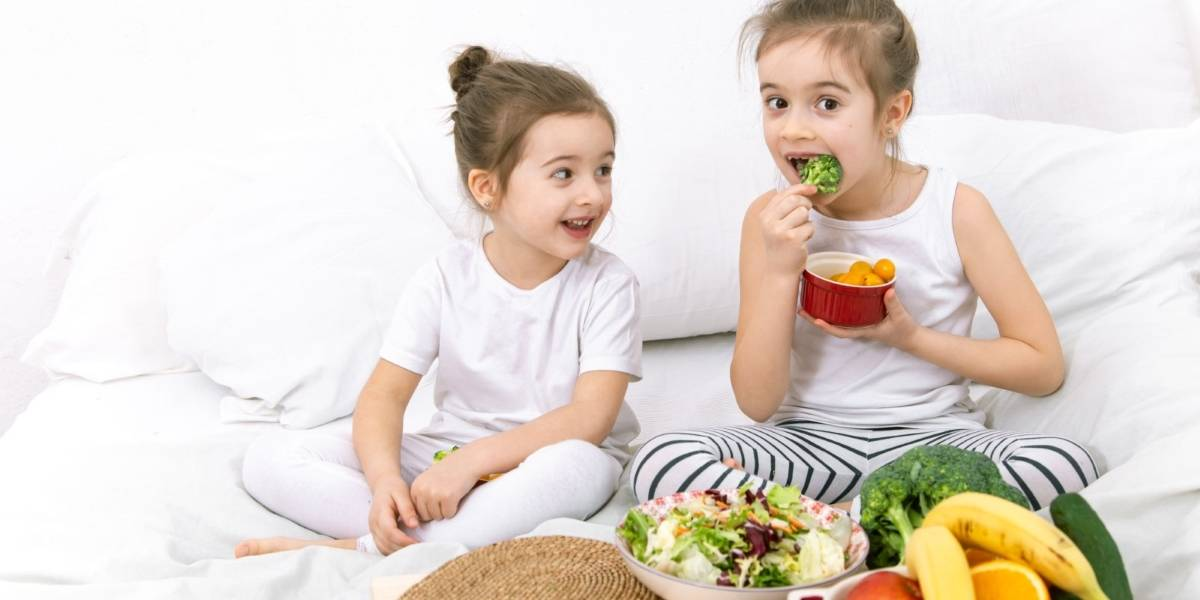 Vídeo: dicas sobre como pais podem cuidar melhor da alimentação dos filhos