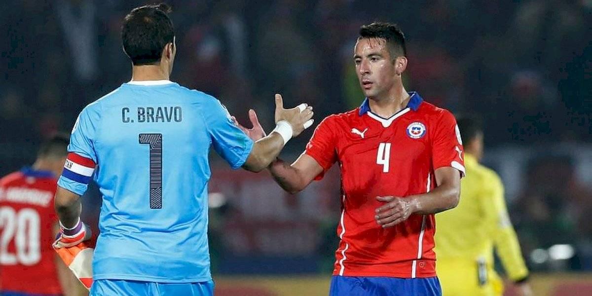 """El guiño de Isla a Bravo: """"Capitán, mucha suerte en tu nuevo equipo, sigue agrandando tu éxito"""""""