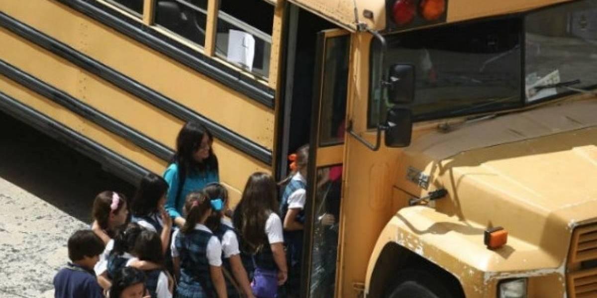 Anticipan aumentos en costos de transportación escolar