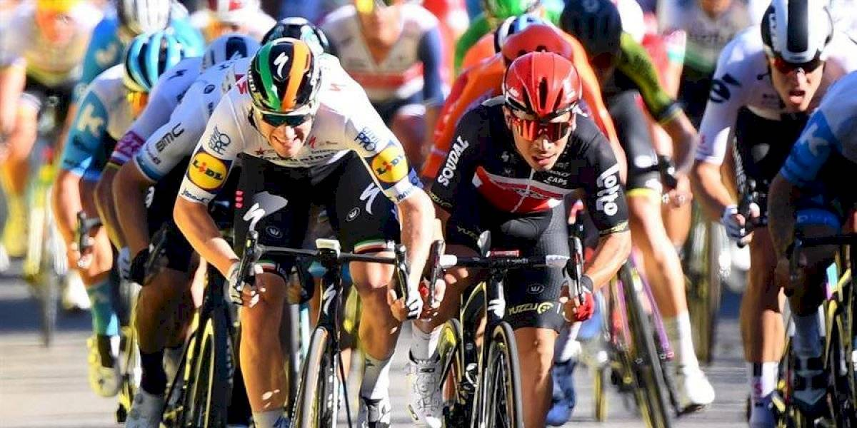 ¡La etapa de la vergüenza! Los ciclistas nunca atacaron y son criticados por ello