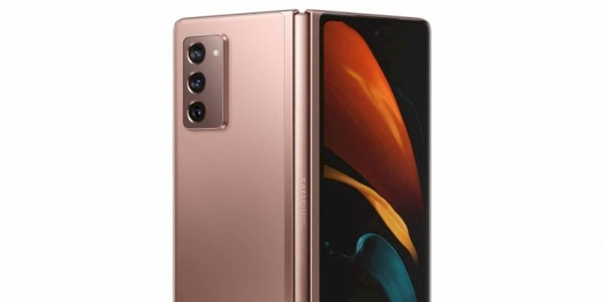 Tecnologia: Samsung apresenta novo smartphone Galaxy Z Fold2 5G no Brasil
