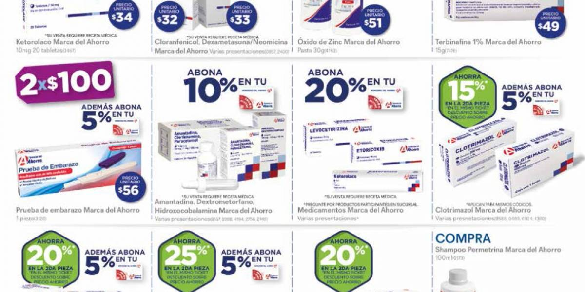 Catálogo Farmacias del Ahorro Septiembre de 2020, página 14