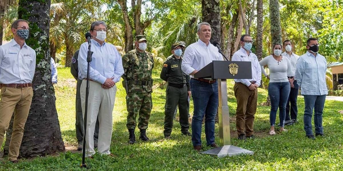 Denuncian que el Gobierno Duque regresó la guerra a Colombia